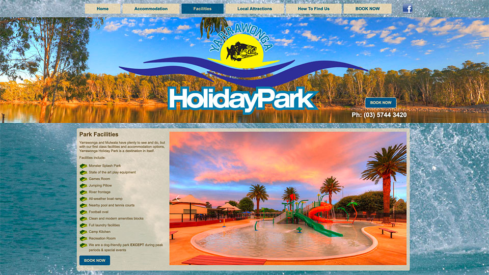 yarrawonga holiday park 1