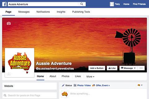 facebook business page 480x320